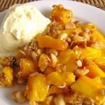 Mango Crumble